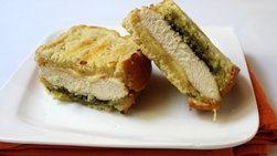 Sándwich de Pollo con Pesto