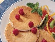Lemon-Poppy Seed Pancakes