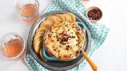 Creamy Bacon-Broccoli Cheese Dip