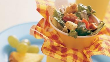 Southwestern Chicken BLT Salad