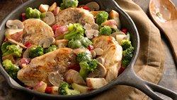 Home-Style Chicken Dinner