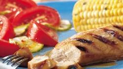 Apple Honey Mustard Chicken