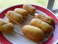 Gluten-Free Best Ever Corn Dogs