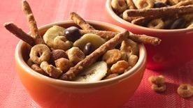 Honey Nut Snack Mix