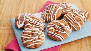 Cake Mix Apple-Spice Cookies