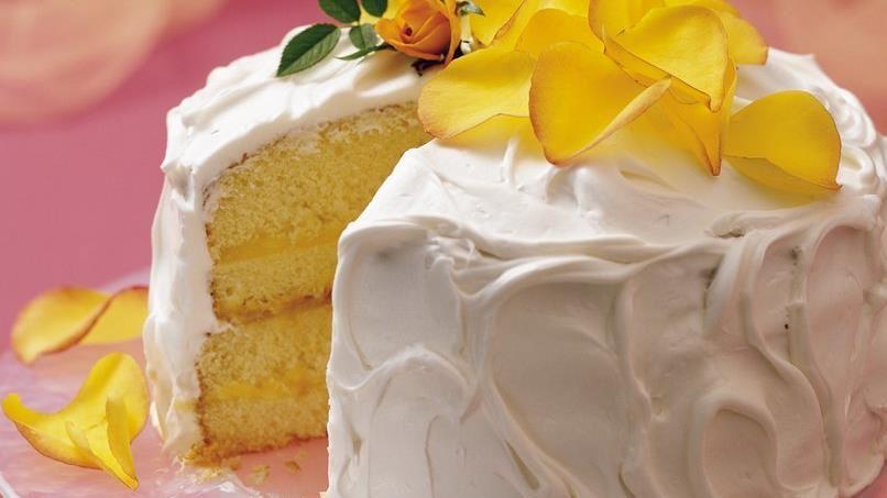 Lemon-Orange Cake
