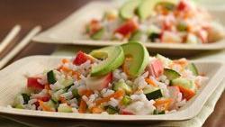 "California ""Sushi"" Rice Salad"