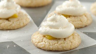 Marshmallow-Lemon Snowdrifts