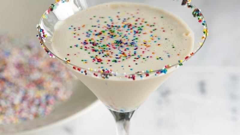 Sugar Cookie Martini