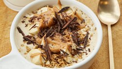 Peanut Butter Banana Smoothie Bowls