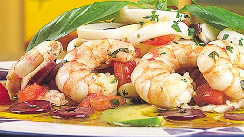Modern Seafood Ceviche