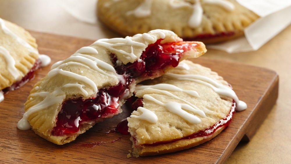 Gluten-Free Cherry Hand Pies recipe from Pillsbury.com