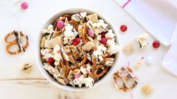 Sweet and Salty Valentine's Chex™ Party Mix