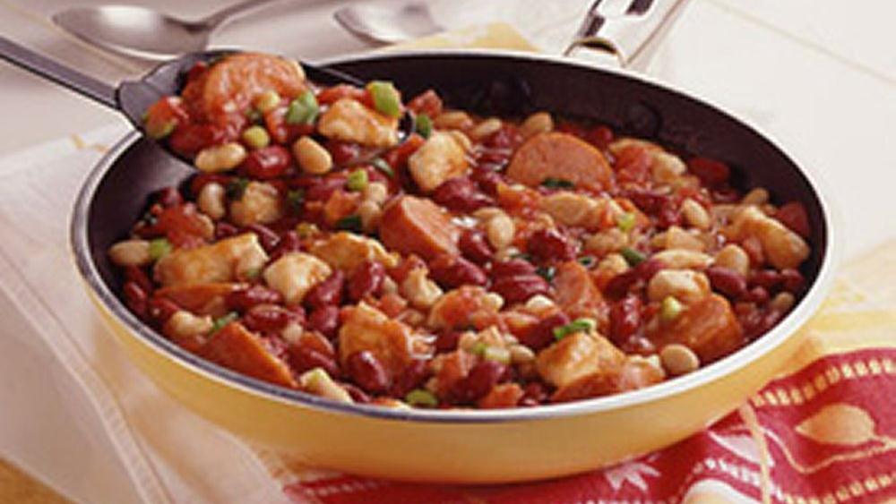 New England Baked Bean Stew