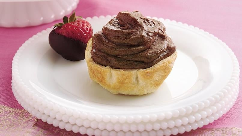 French Silk Tarts