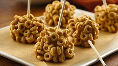 Cinnamon Burst Cheerios® Cereal Pops