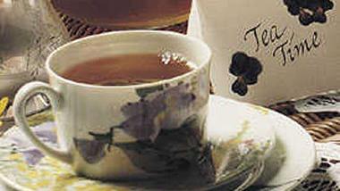 Freshly Brewed Tea