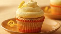 Lightly Lemon Cupcakes