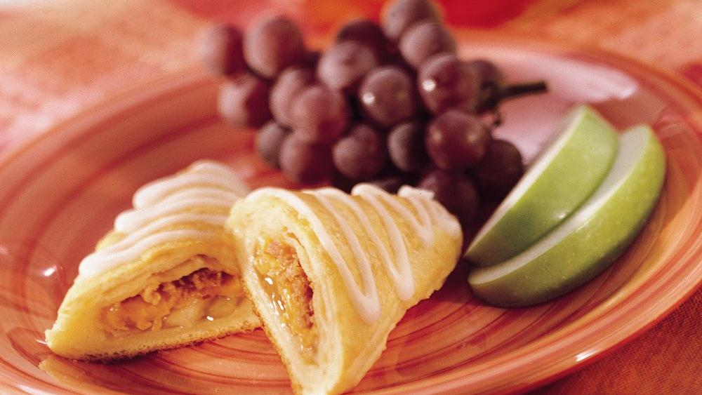 Bacon-Cheddar Apple Turnovers