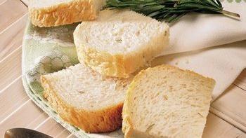 Bread Machine Potato-Rosemary Bread
