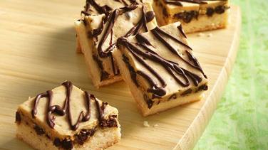 Coffee-Chocolate Chip Bars