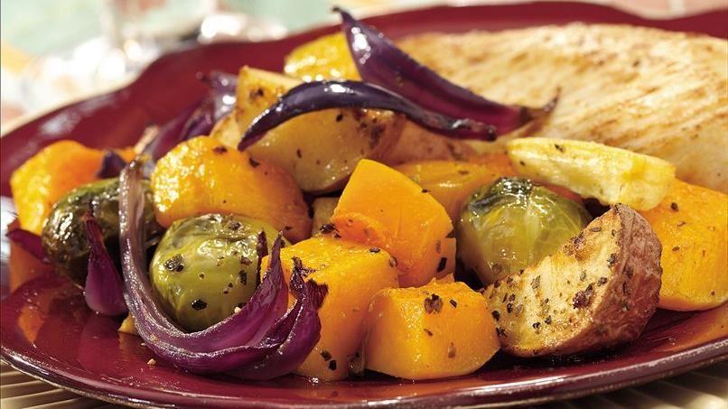 Harvest Vegetable Roast