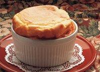 Classic Cheese Soufflè