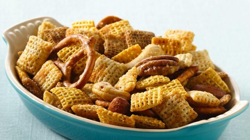 Spicy Hot Chex™ Mix