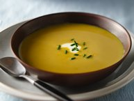 Slow-Cooker Maple Butternut Squash Soup