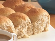 Bread Machine Whole Wheat Dinner Rolls
