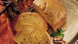 Bread Machine Pumpkin Spice Quick Bread