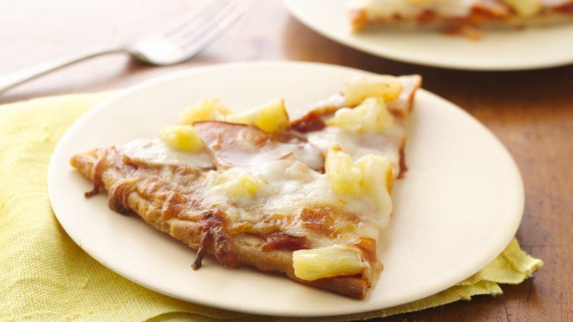 Gluten-Free Hawaiian Pizza