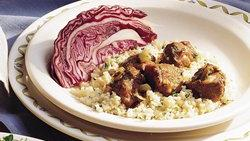 Gluten-Free Lamb with Kasha