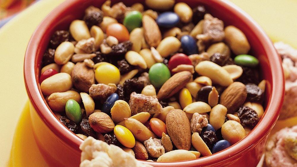 Delicious Snack Mix