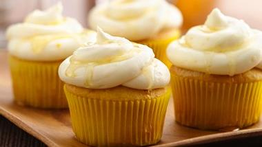 Lemon Shandy Cupcakes