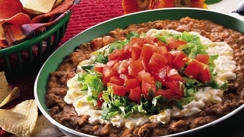 Tortilla Dip Supper