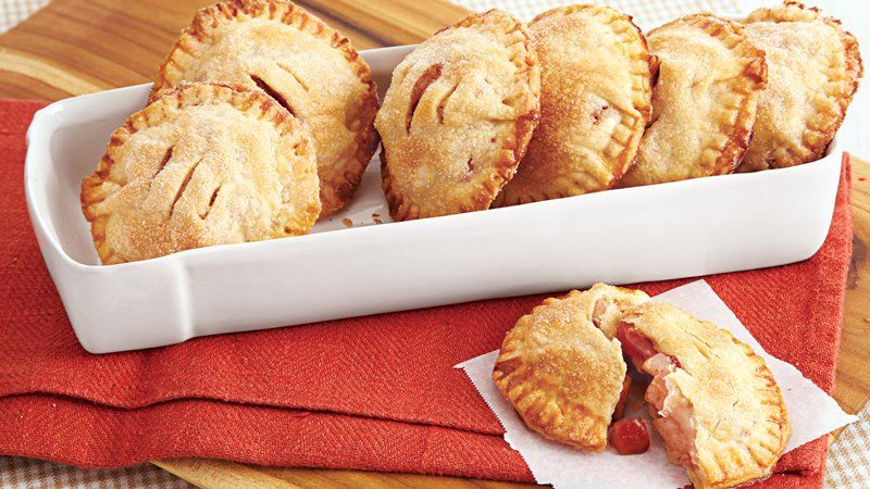 Apple Toffee Hand Pies