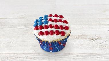 Star-Spangled Cupcakes