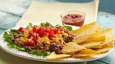 Scoop-It-Up Taco Dip