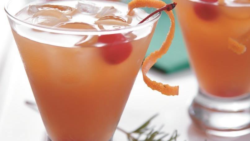 Rosemary-Grapefruit Sour