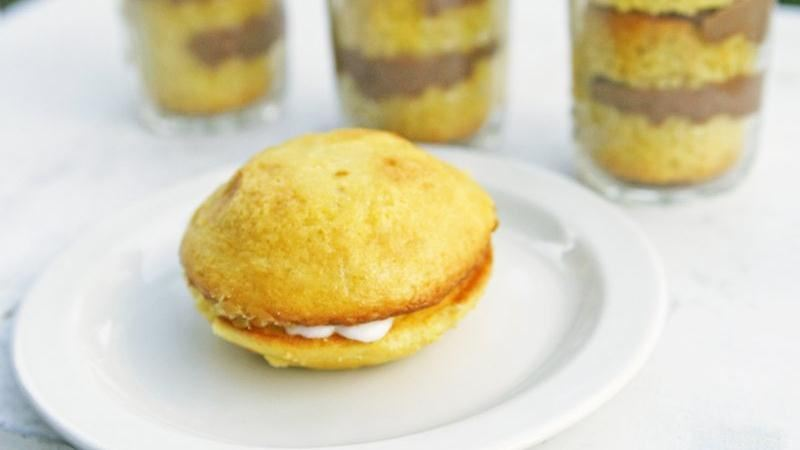 Easy Single-Serving Trifles and Whoopie Pies