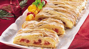 Cherry-Cheese Crescent Braid (club store pack)