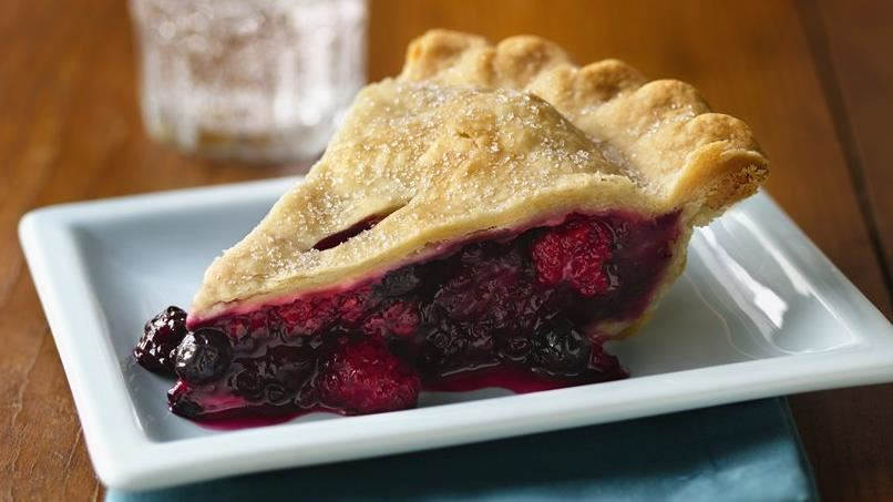 Wild Berry Pie
