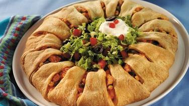 Chicken Taco Grande