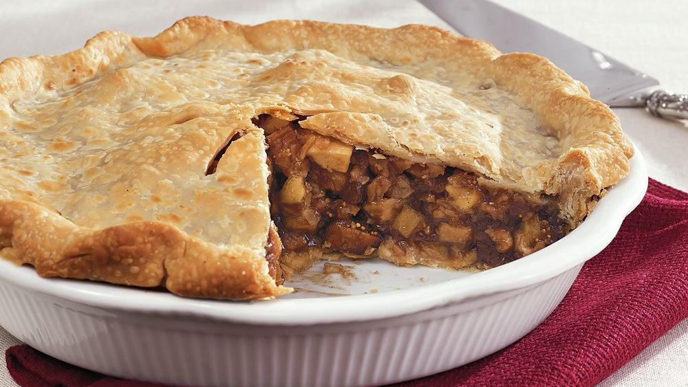 mincemeat pie recipe from