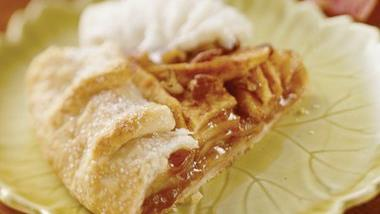 Cinnamon-Apple Crostata