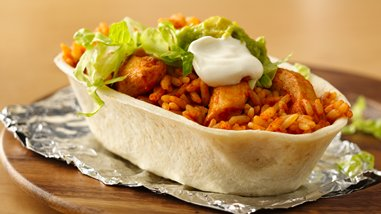 Stand 'N Stuff™ Burrito Boats