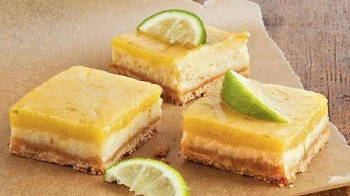 White Chocolate And Lime Cheesecake Bars Recipes — Dishmaps