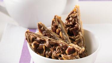 Toffee-Pecan Bars