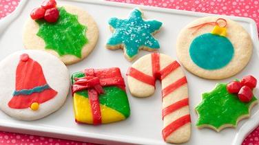 Holiday Fruit Roll-Ups® Cookies
